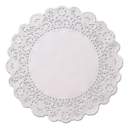 HOFFMASTER Lace Doilies Brooklace 6""