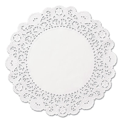 HOFFMASTER Lace Doilies Brooklace 5