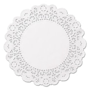HOFFMASTER Lace Doilies Brooklace 4""