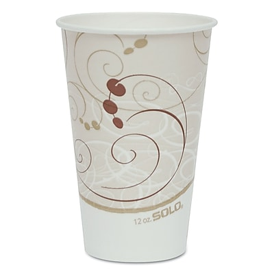 SOLO CUP COMPANY Paper Cups 1524436