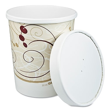 SOLO CUP COMPANY Food Containers, 32 Oz