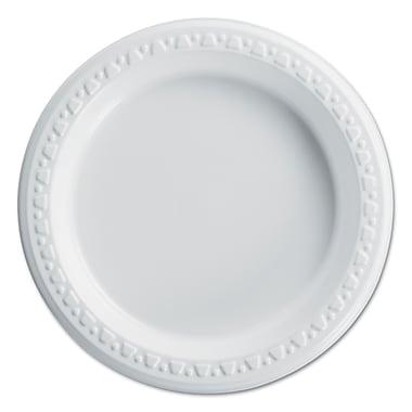 HUHTAMAKI FOODSERVICE Heavyweight Round Plate 6