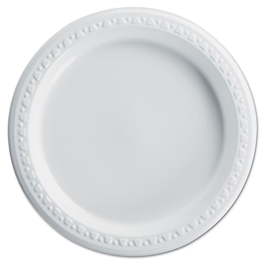 HUHTAMAKI FOODSERVICE Heavyweight Round Plate 7