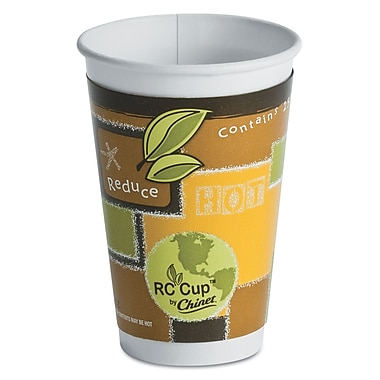 HUHTAMAKI FOODSERVICE Hot Drink Comfort Paper Cup 16 Oz.
