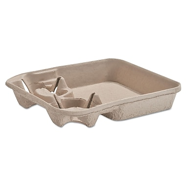 HUHTAMAKI FOODSERVICE Cup Carrier with Food Tray