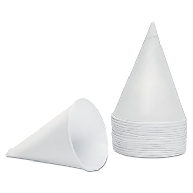 KONIE CUP INTERNATIONAL Paper Cone Cups