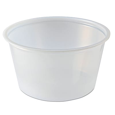 FABRI KAL Fabri Kal Portion Cups, 4 Oz.