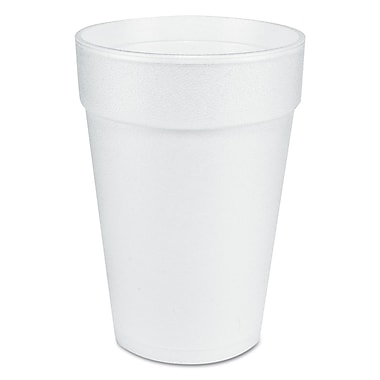DART CONTAINER CORP Foam Drinking Cup 14 Oz.