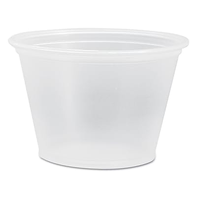 DART CONTAINER CORP Conex Complement Portion Cups, 2.5 Oz.