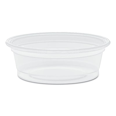 DART CONTAINER CORP Conex Complement Portion Cups, 0.5 Oz.