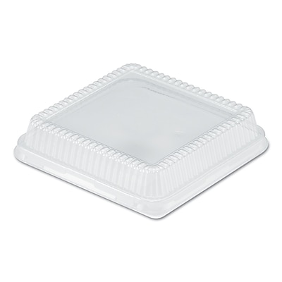 HANDI-FOIL OF AMERICA Plastic Rectangular Dome Lid