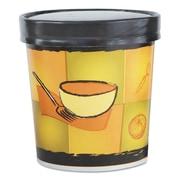 HUHTAMAKI FOODSERVICE Squat Food Container