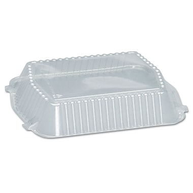 GENPAK Snap On Plastic Dome Lid