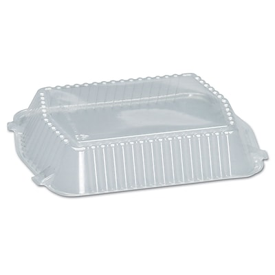 GENPAK Snap On Plastic Dome Lid