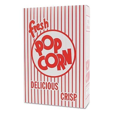 DIXIE/FORT JAMES Popcorn Boxes