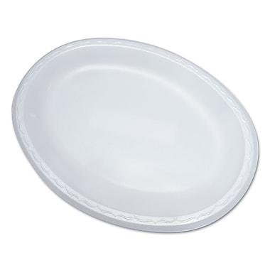 GENPAK Laminated Foam Plates, 7