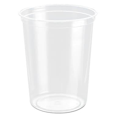 SOLO CUP COMPANY SCC Deli Container, 32 Oz.