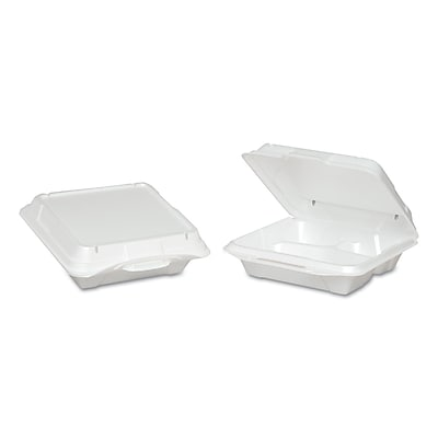 GENPAK Hinged Carryout Container