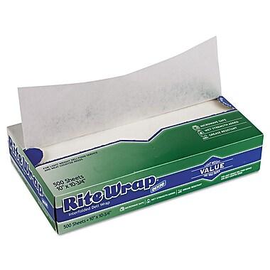 DIXIE/FORT JAMES Rite-Wrap Interfolded Deli Wrap Paper