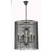 CDI International Vallie 6-Light Crystal Chandelier