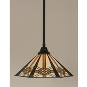 Toltec Lighting Stem 1-Light Mini Pendant