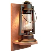 Sutter's Mill Pioneer Series 1-Light Outdoor Sconce
