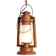 Sutter's Mill Pioneer Series Hanging Lantern; 28'' H  x 12'' W x 11.5'' D