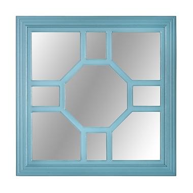 Cobistyle Mirror, Matt Blue