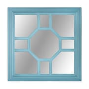 Cobistyle Mirror, Matt Blue