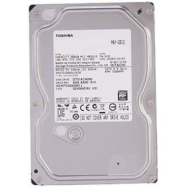 Toshiba - Disque dur interne 7200 tpm SATA 6,0 Gbits/sec., 3,5 po, 500 Go