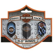 Harley-Davidson Harley Davidson  Wings Triple Pack