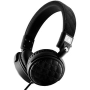 Nakamichi® NK600 Over-The-Ear Fashion Stereo Headphones, Black