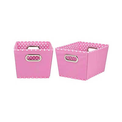 Household Essentials Decorative Storage Bins
