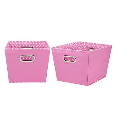 Household Essentials Decorative Storage Bin