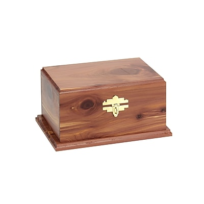 Household Essentials Keepsake Box Wood, Classic