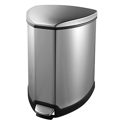 EKO Grace Trash Can, Stainless steel
