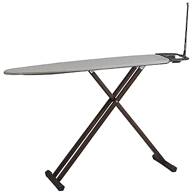 Household Essentials Deluxe Tri-leg Wood Ironing
