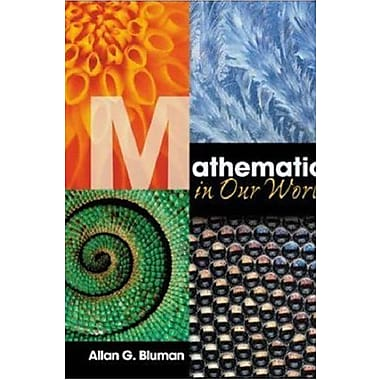 Mathematics in Our World, Used Book (9780072956115)