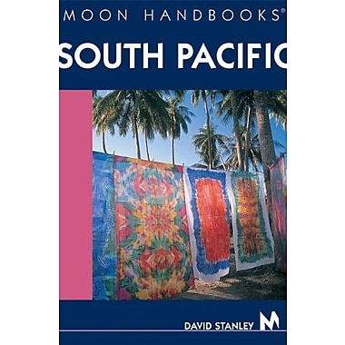 Moon Handbooks South Pacific, New Book (9781566914116)
