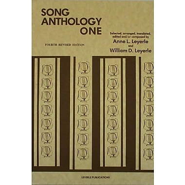 Song Anthology One, New Book (9781878617057)