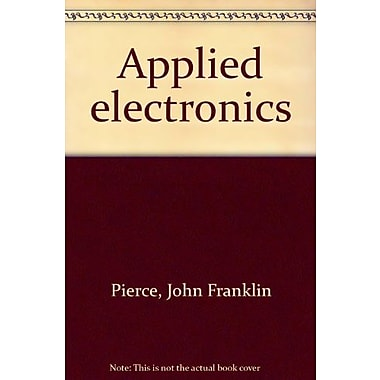 Applied Electronics, New Book (9781878907424)