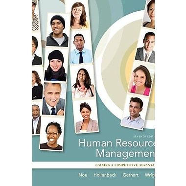 Human Resource Management with ConnectPlus, Used Book (9780077411183)