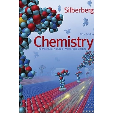 Package: Chemistry - The Molecular Nature of Matter & Change with ARIS Access Card, Used Book (9780077276096)