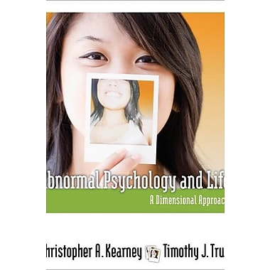 Bundle: Abnormal Psychology and Life: A Dimensional Approach + Aplia Printed Access Card, New Book (9781133222873)