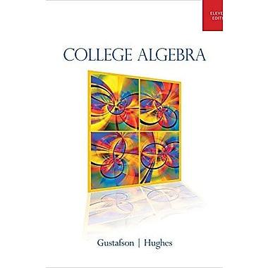 Bundle: College Algebra, 11th + Enhanced WebAssign, New Book (9781133537403)