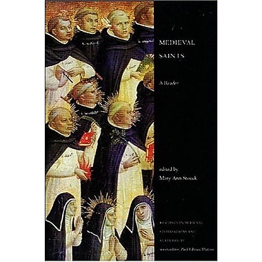 Medieval Saints: A Reader (Readings in Medieval Civilizations and Cultures), New Book (9781551111018)