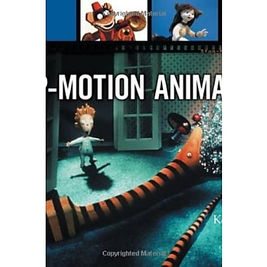The Art of Stop-Motion Animation, New Book (9781598632446)