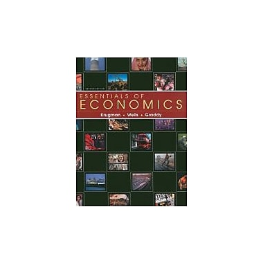 Essentials of Economics (9781429218290)