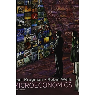 Micoreconomics & Aplia Access Card (1 Semester), Used Book (9781464113260)