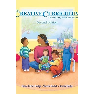 The Creative Curriculum for Infants, Toddlers, and Twos, New Book (9781879537996)